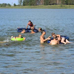 Плавать только там: Роспотребнадзор назвал пляжи Пензы, где можно купаться