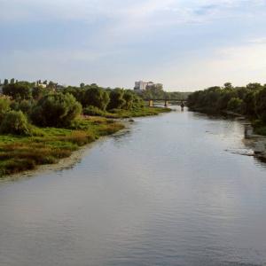 В Пензенской области в Хопре утонул мужчина