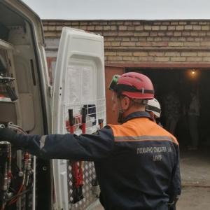 В Пензе в погребе гаража нашли труп мужчины