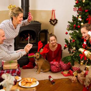 Поддерживаем новогоднее настроение: праздники каждый день!