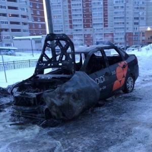 В Пензе работают поджигатели машин? По ночам в городе горят автомобили