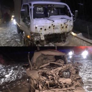 Появились кадры с места смертельной аварии в Пензенской области