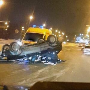 Очевидцы рассказали, кто пострадал в аварии на улице 8 Марта в Пензе