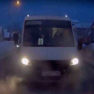 В Пензе обнаружили водителя с широко известной «болезнью» - видео