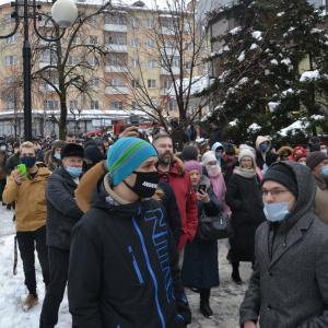 «Людей ждала ловушка»: пензячка рассказала о происходящем во время митинга