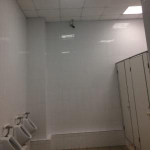 Я вижу как ты это делаешь: в пензенском магазине камеры смотрят на туалет