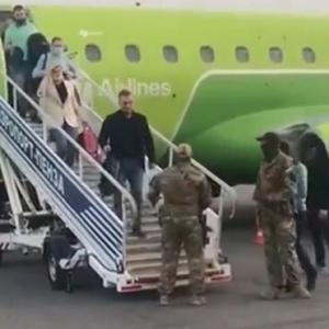 "В Пензенском аэропорту силовики ""повязали"" пассажира"