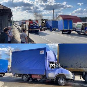 """""""ДТП с трупом"""": в Пензенской области произошла страшная авария"""