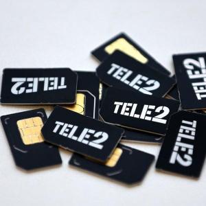 Tele2 начала продавать SIM-карты на АЗС «Лукойл»