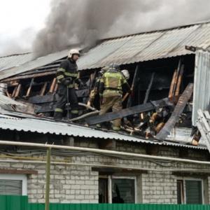 В Пензе на улице Суматовка в пожаре погибла женщина