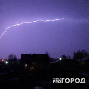 В Пензенской области погода резко ухудшится