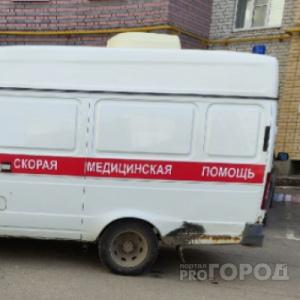 В Кузнецком районе произошла авария с грузовиком, есть пострадавший