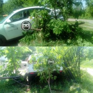 Третья серьезная авария с такси произошла в Пензе за неделю
