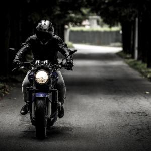 Под Пензой погиб 42-летний мотоциклист