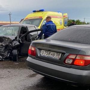 Установлены личности пострадавших в массовой аварии в пензенской Заре