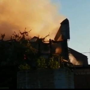 В МЧС озвучили подробности пожара в Пензе на улице Будашкина