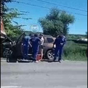 Пензенец попал в больницу после столкновения с грузовиком
