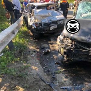 Жесткое ДТП случилось в Заводском районе Пензы