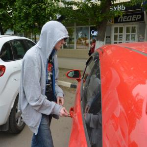 Пензенская область – лидер по числу угонов автомобилей