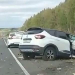 «Водитель выехал на встречную»: свидетели смертельной аварии под Пензой рассказали подробности