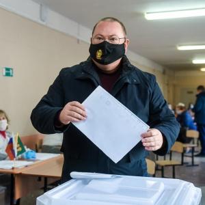 Стали известны результаты досрочных выборов губернатора Пензенской области