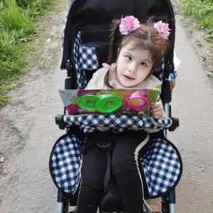 Шестилетняя Эльвира из Пензы мечтает ходить сама: на реабилитацию нужны 150 тысяч рублей