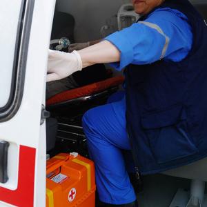 В Каменке после ДТП женщина попала в больницу